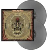 AMORPHIS - QUEEN OF TIME (SILVER vinyl 2LP)