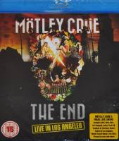 MOTLEY CRUE - THE END: LIVE AT LOS ANGELES (BLU-RAY)