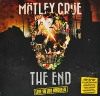 MOTLEY CRUE - THE END: LIVE IN LOS ANGELES (2LP + DVD)