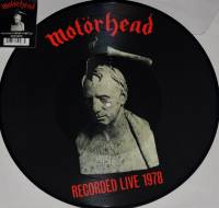MOTORHEAD - WHAT'S WORDS WORTH? (PICTURE DISC LP)