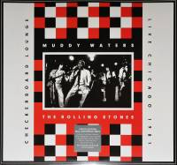 MUDDY WATERS / ROLLING STONES - CHECKERBOARD LOUNGE / LIVE CHICAGO 1981 (2LP + CD + DVD)