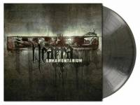 NEAERA - ARMAMENTARIUM (CLEAR/BLACK MARBLED vinyl LP)