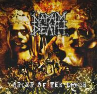 NAPALM DEATH - ORDER OF THE LEECH (LP)