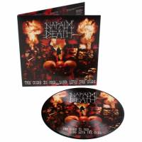 NAPALM DEATH - THE CODE IS RED...LONG LIVE THE CODE (PICTURE DISC LP)