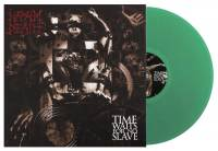 NAPALM DEATH - TIME WAITS FOR NO SLAVE (GREEN vinyl LP)
