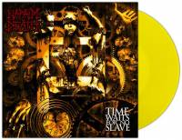 NAPALM DEATH - TIME WAITS FOR NO SLAVE (YELLOW vinyl LP)