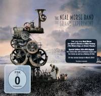 THE NEAL MORSE BAND - THE GRAND EXPERIMENT (2CD + DVD)