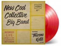 "NEW COOL COLLECTIVE BIG BAND & THIERNO KOITE - YASSA / MYSTER TIER (RED vinyl 7"")"