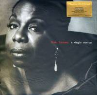 NINA SIMONE - A SINGLE WOMAN (LP)