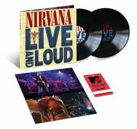 NIRVANA - LIVE AND LOUD (2LP)