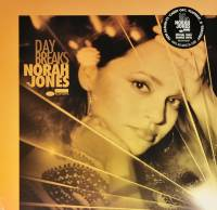 NORAH JONES - DAY BREAKS (ORANGE vinyl LP)