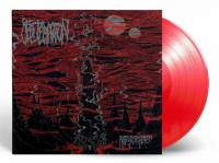 OBLITERATION - BLACK DEATH HORIZON (RED CLEAR vinyl LP)