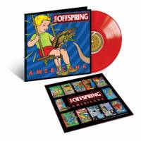OFFSPRING - AMERICANA (RED vinyl LP)