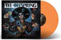 OFFSPRING - LET THE BAD TIMES ROLL (ORANGE vinyl LP)