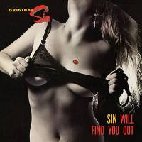 ORIGINAL SIN - SIN WILL FIND YOU OUT (TEST PRESSING LP)