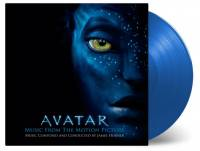 OST - AVATAR (BLUE vinyl 2LP)