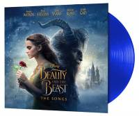 OST - BEAUTY AND THE BEAST: THE SONGS (BLUE vinyl LP)