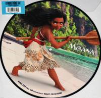 "OST MOANA - HOW FAR I'LL GO (10"" PICTURE DISC)"
