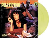 OST - PULP FICTION (YELLOW vinyl LP)