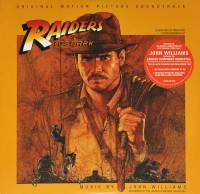 OST - RAIDERS OF THE LOST ARK (2LP)