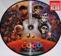 OST - SONGS FROM COCO (PICTURE DISC LP)