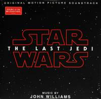 OST - STAR WARS: THE LAST JEDI (2LP)