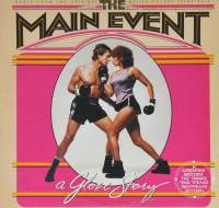 OST - THE MAIN EVENT (LP)