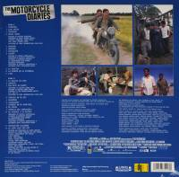 OST - THE MOTORCYCLE DIARIES (LP)