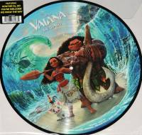 OST - VAIANA: THE SONGS (PICTURE DISC LP)