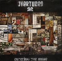 OVERTURES - ENTERING THE MAZE (CD + DVD)