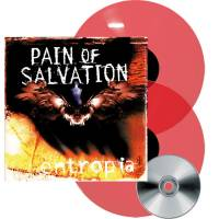 PAIN OF SALVATION - ENTROPIA (RED vinyl 2LP + CD)