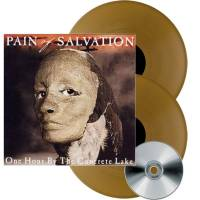 PAIN OF SALVATION - ONE HOUR BY THE CONCRETE LAKE (GOLD vinyl 2LP + CD)