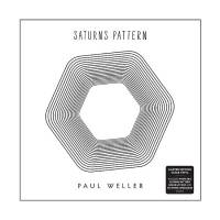 PAUL WELLER - SATURNS PATTERN (CLEAR vinyl LP)