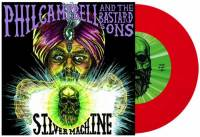 "PHIL CAMPBELL AND THE BASTARD SONS - SILVER MACHINE (RED vinyl 7"")"