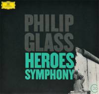 PHILIP GLASS - HEROES SYMPHONY (CD)