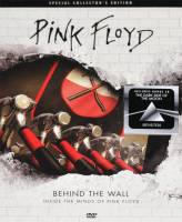 PINK FLOYD - BEHIND THE WALL (DVD + CD)