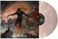 PORTRAIT - BURN THE WORLD (PASTEL ROSE MARBLED vinyl LP)