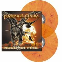 PRIMAL FEAR - NUCLEAR FIRE (MARBLED vinyl 2LP)