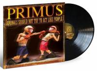 PRIMUS - ANIMALS SHOULD NOT TRY TO ACT LIKE PEOPLE (12