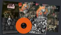 PROTECTOR - GOLEM (NEON ORANGE vinyl LP)