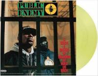 PUBLIC ENEMY - IT TAKES A NATION OF MILLIONS TO HOLD US BACK (YELLOW vinyl LP)