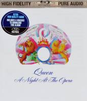 QUEEN - A NIGHT AT THE OPERA (BLU-RAY AUDIO)