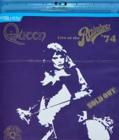 QUEEN - LIVE AT THE RAINBOW '74 (BLU-RAY)