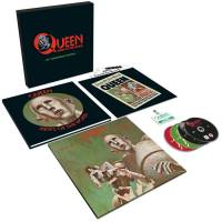 QUEEN - NEWS OF THE WORLD (LP + 3CD + DVD BOX SET)