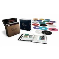 QUEEN - THE STUDIO COLLECTION (18LP COLOURED vinyl BOX SET)