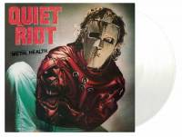 QUIET RIOT - METAL HEALTH (TRANSPARENT vinyl LP)