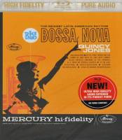 QUINCY JONES - BOSSA NOVA (BLU-RAY AUDIO)