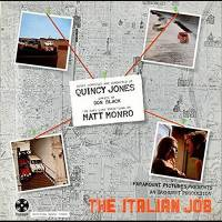 QUINCY JONES - THE ITALIAN JOB (LP)