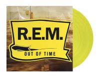 R.E.M. - OUT OF TIME (YELLOW vinyl LP)