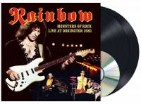 RAINBOW - MONSTERS OF ROCK: LIVE AT DONINGTON 1980 (2LP + CD)